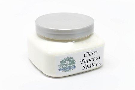 Artisan Enhancements Clear Topcoat Sealer