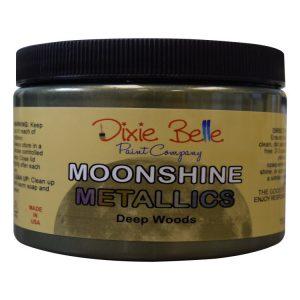 Dixie Belle Moonshine Metallics Deep Woods