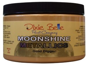 Dixie Belle Moonshine Metallics Gold Digger