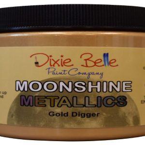 Dixie Belle Moonshine Metallics Gold Digger