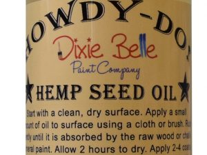 Dixie Belle Hemp Seed Oil