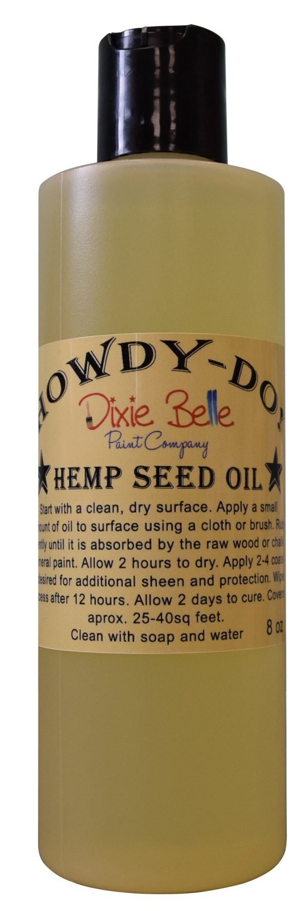 Dixie Belle Hemp Seed Oil