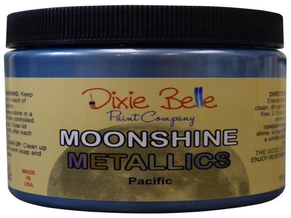 Dixie Belle Moonshine Metallics Pacific