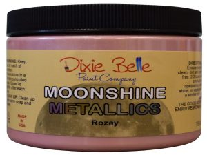 Dixie Belle Moonshine Metallics Rozay