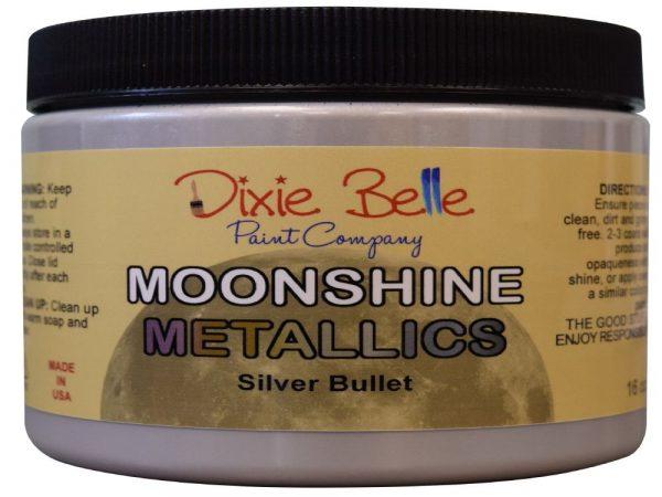Dixie Belle Moonshine Metallics Silver Bullet