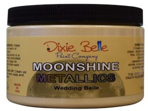 Dixie Belle Moonshine Metallics Wedding Belle