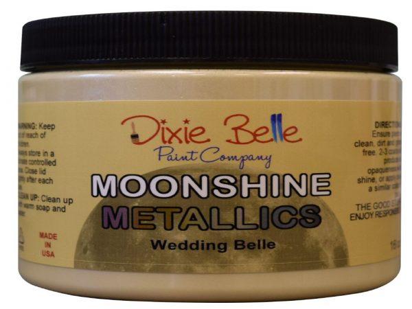 Dixie Belle Moonshine Metallics Wedding Belle