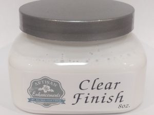 Artisan Enhancements Clear Finish 8oz