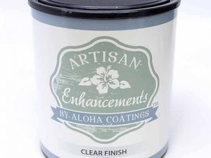 Artisan Enhancements Clear Finish 945ml