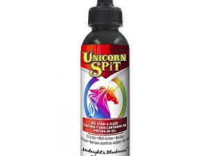 Unicorn Spit Midnight's Blackness