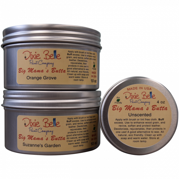 Dixie Belle Big Mama's Butter Orange Grove