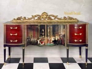 Royal Sideboard