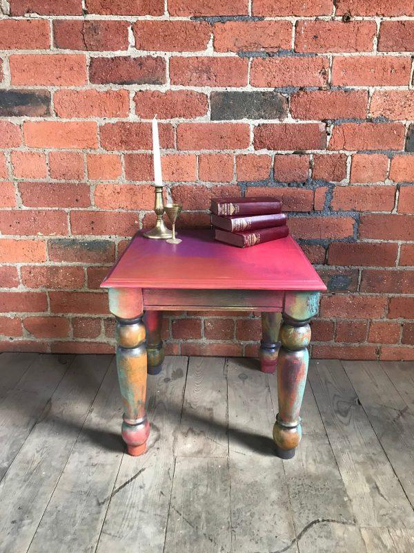 Small Bohemian Coffee Table