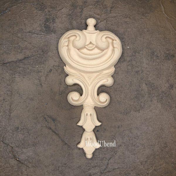 WoodUbend applique moulding