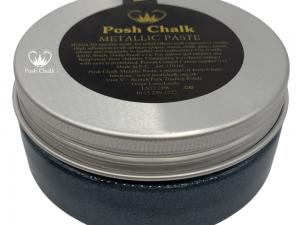 Posh Chalk Metallic Paste in Blue Prussian